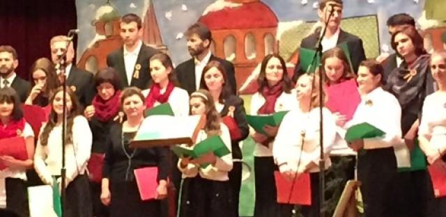 Christmas truce of 1914 and Romanian Christmas carols