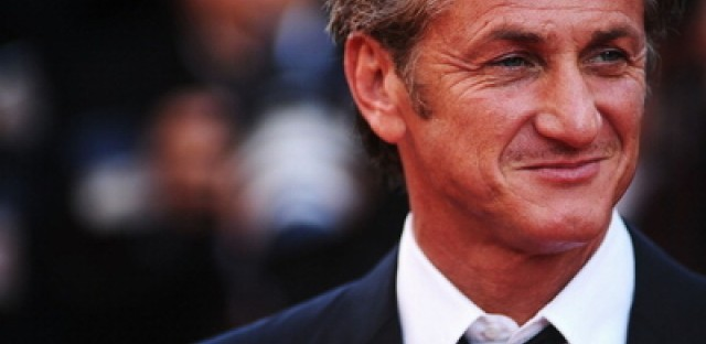 Sean Penn stars in the new film 'This Must Be the Place', which screened at Cannes on Friday