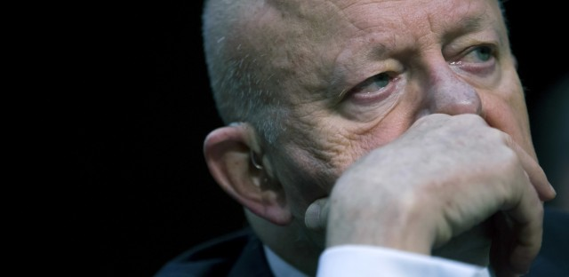 1A : James Clapper On Russia, North Korea And Life In Intelligence Operations Image