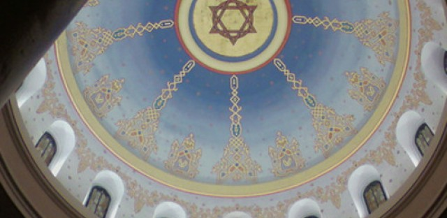Local Synagogue has strong connections to turmoil in Ukraine