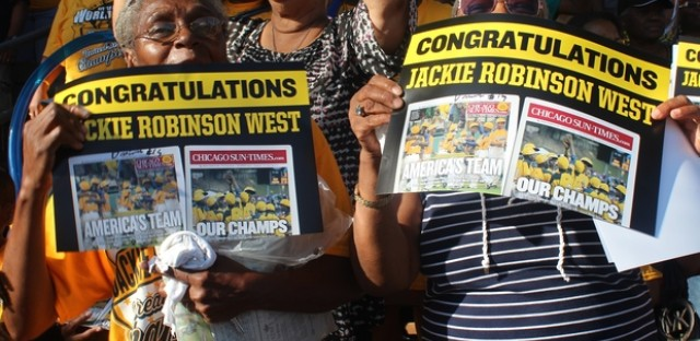 DNA Info Radio Chicago : Little League: Jackie Robinson West team only had 5 eligible players Image