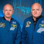NASA Twins Study to Determine Effects of Space on Human Body