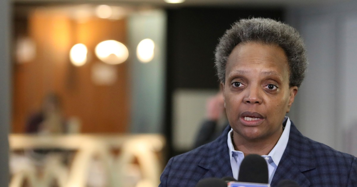Mayor Lori Lightfoot's 'Pandemic' Chicago Budget Is Up For Council Vote