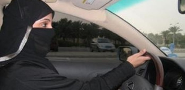Saudi women organizing for the right to drive a car
