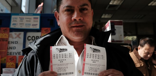 1A : Get That Paper: What Lottery Winnings Do To Your Life Image