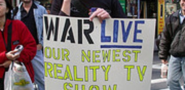One journalist sheds light on how the media influenced Operation Iraqi Freedom