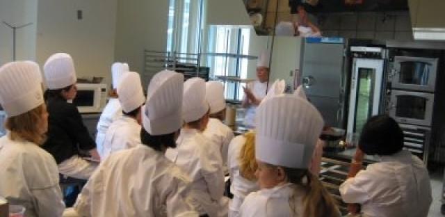 Students at the French Pastry School get an immersion into the techniques of classic French-style baking