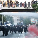 protests at g20