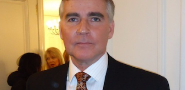 Former Illinois Republican Party Chairman Pat Brady
