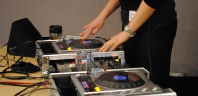 DJ Series: DJ M Sylvia brings the love