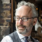 Amor Towles likes to write about the past, but says he is not driven by historical research. He prefers instead to play in between what is real and what is imagined. His first novel was called Rules of Civility.
