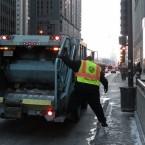 Working Shift: Garbageman