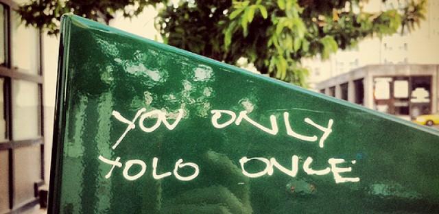 List: Rough drafts of the acronym YOLO