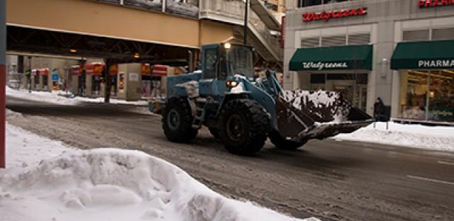 Photo: Clark Street 02/02/2011 3:25 pm