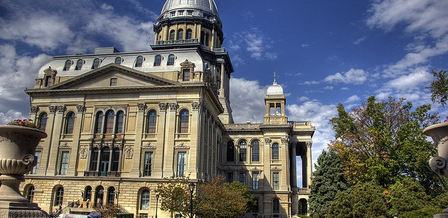 Bill to increase Illinois prison sentences for gun crimes gets watered down
