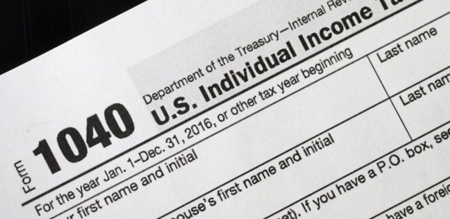 taxes file