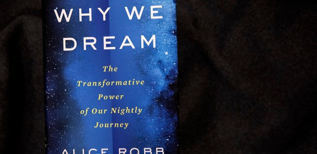 On Point with Tom Ashbrook : In Your Dreams: New Book Goes Inside 'The Transformative Power Of Our Nightly Journey' Image