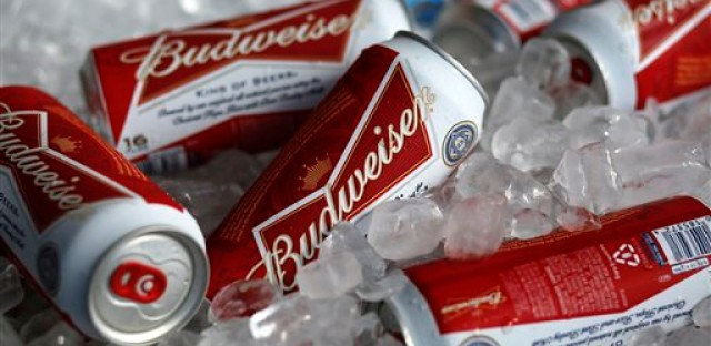 Anheuser-Busch InBev, the world's biggest brewer, on Wednesday, Sept. 16, 2015, announced its desire to buy No. 2 SABMiller, creating a beer maker with annual sales of $73.3 billion, more than three times its closest rival, Heineken Holding.