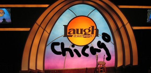 Daily Rehearsal: A non-look into the new Laugh Factory