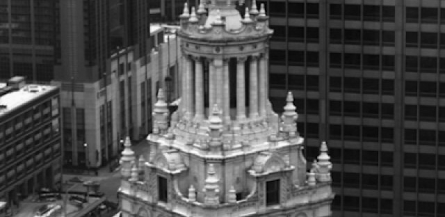Something to chew on: Wrigley Building possibly headed for landmark status