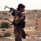 Fighters from the Syrian Democratic Forces and other U.S.-backed troops have been preparing to take control of Raqqa for months.
