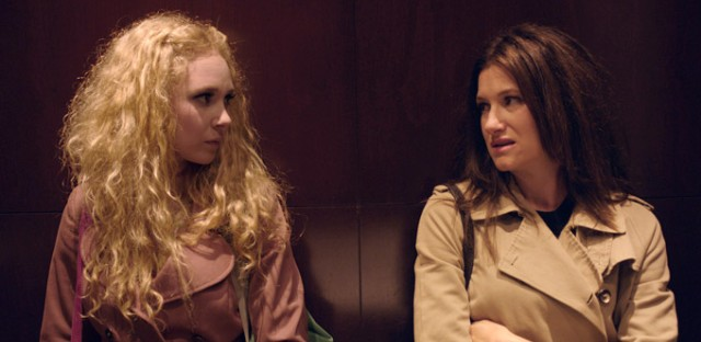 Juno Temple and Kathryn Hahn in Afternoon Delight