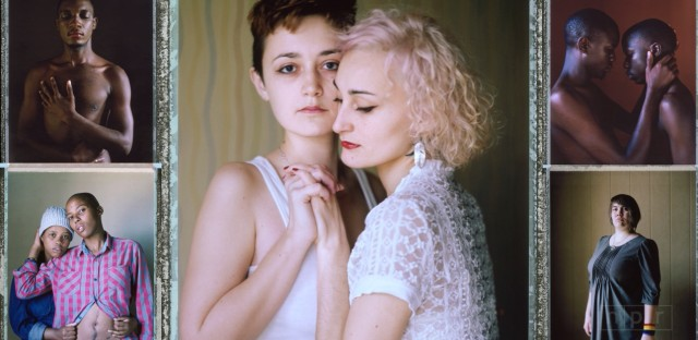 Photographer Robin Hammond traveled the world and gathered stories and photos from LGBT people who live in countries where their love is illegal.