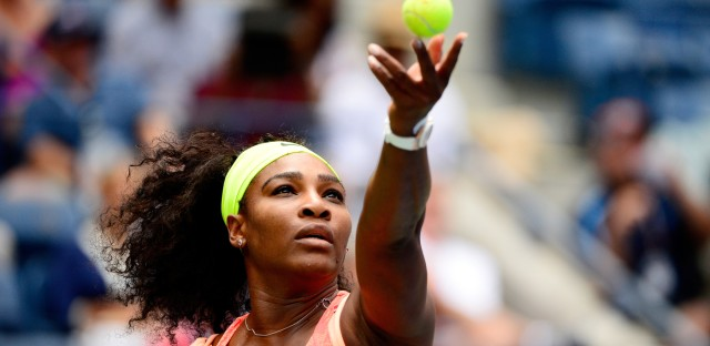 Pop Culture Happy Hour : The Giant Foam Finger: If Serena Williams Loses, Is It Still The U.S. Open? Image