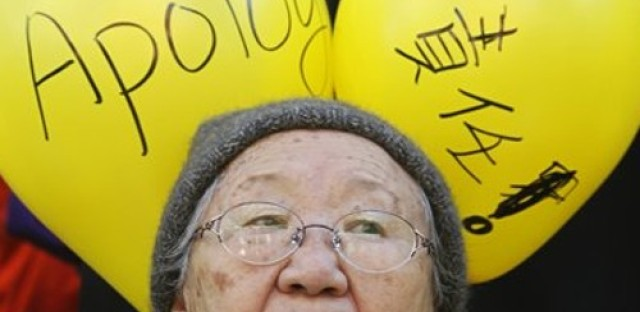 "Korean ""comfort women"" seek vindication"