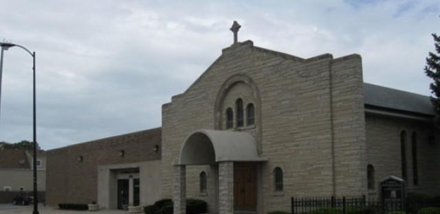 St. Nicholas Albanian Orthodox Church--2701 N. Narragansett Ave.