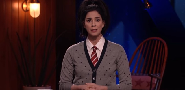In a monologue on her Hulu show I Love You, America, comedian Sarah Silverman described the sadness and anger she feels about her friend Louis C.K., following his admission of sexual misconduct.