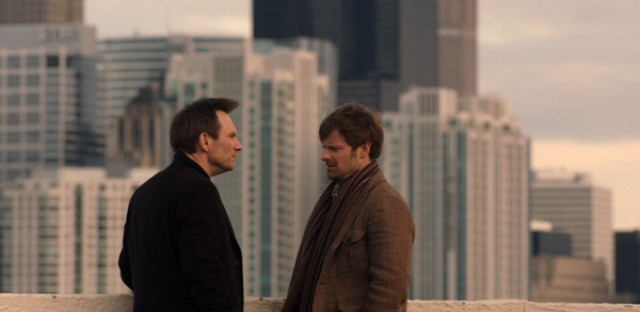 "Christian Slater and Steve Zahn star in the upcoming ABC drama series ""Mind Games."""