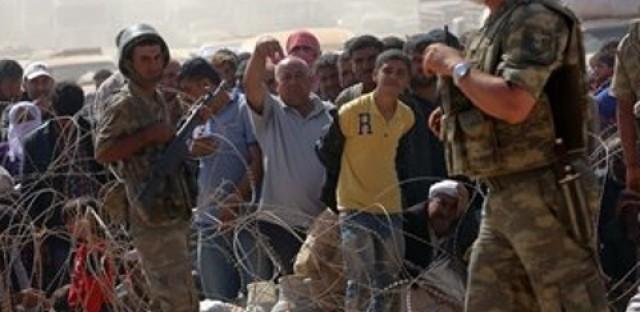 Syrian refugees flood Europe, Israeli spy organization members protest surveillance of Palestinians