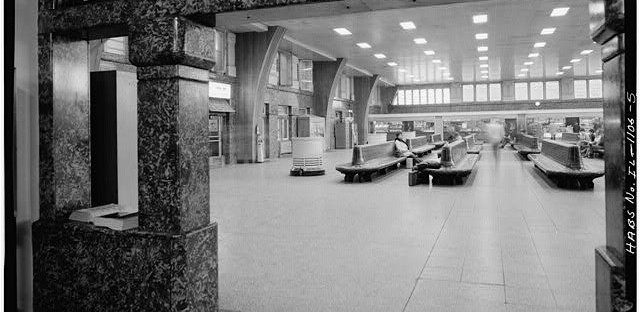 40 years ago: The end of the line for a storied train station