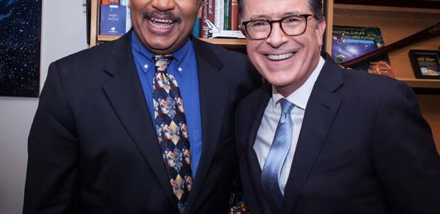 StarTalk Radio : The Truthiness, with Stephen Colbert Image