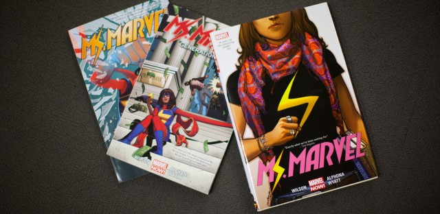 Pop Culture Happy Hour : Ms. Marvel And A Regrettable Television Pop Quiz Image