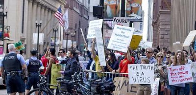Occupy Chicago: Where should the protestors call home?