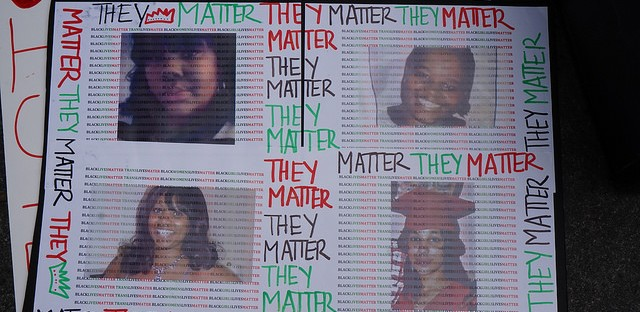 National Day Of Action to end State violence against Black girls and women.