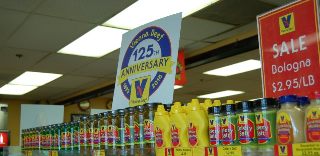 Vienna Beef, the iconic Chicago meat company, opens a history museum to mark its 125th anniversary celebration this year.