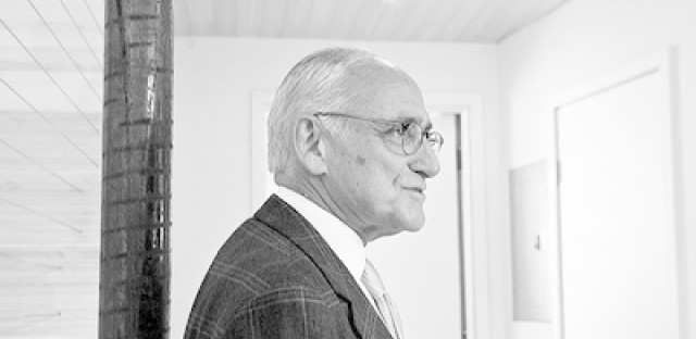 Bob Stern takes 2011 Richard H Driehaus Prize for Classical Architecture