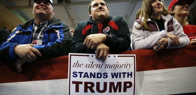 Trump Champions the 'Silent Majority,' But What Does That Mean in 2016?