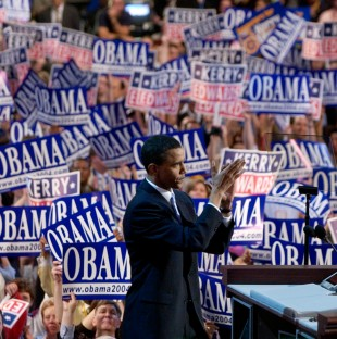 Barack Obama 2004