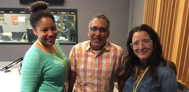 Director Lisa Portes and playwright Guadalis Del Carmen sat down with Morning Shift host Tony Sarabia on Wednesday to talk about Latinx representation in theater.