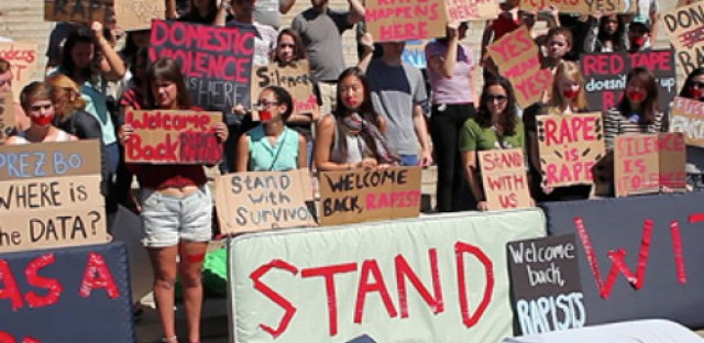 """""""The Hunting Ground"""" sheds light on sexual violence in college campuses"""