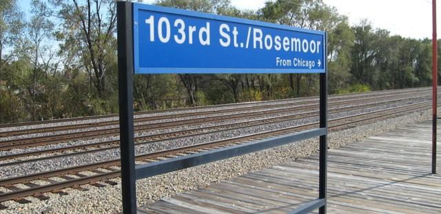 103rd Street (Rosemoor) Metra Station