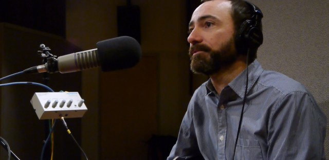 The Shins perform at WBEZ for Sound Opinions
