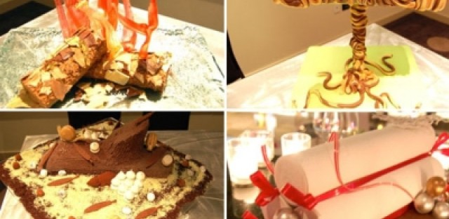 Holiday competition at Sofitel takes the cake