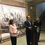 Three aldermen in Chicago City Council's Latino Caucus call for Mayor Rahm Emanuel to throw out the three nominations for police superintendent. Chairing Ald. George Cardenas said the caucus is upset with the lack of Latinos in the list of finalists.