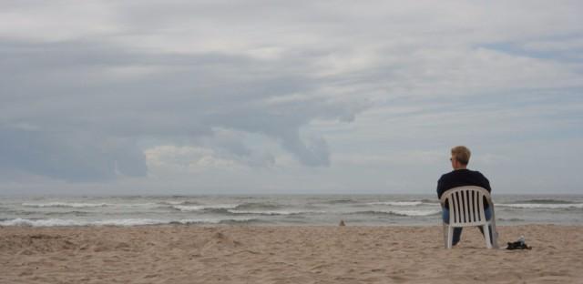 Retirement on Beach