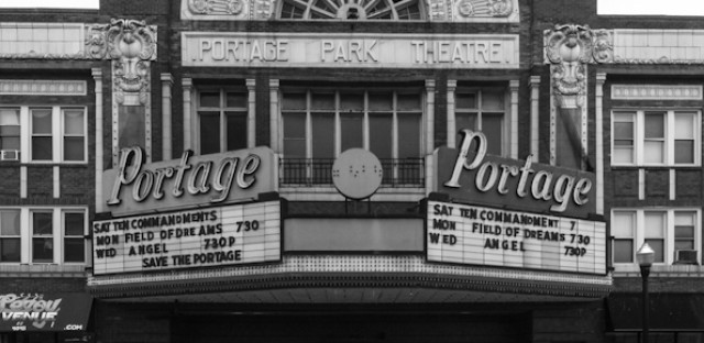 Commission puts landmark status in the picture for Portage Theater